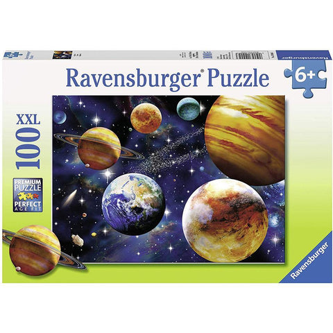 Space XXL Puzzle - 100 Pieces