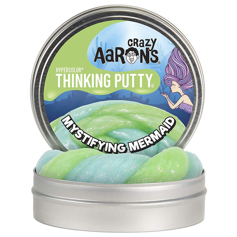 CRAZY AARON'S PUTTY WORLD MYSTIFYING MERMAID PUTTY - 212170