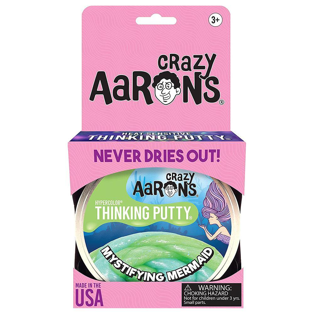 CRAZY AARON'S PUTTY WORLD MYSTIFYING MERMAID PUTTY - 212170 - Kitty Hawk Kites Online Store