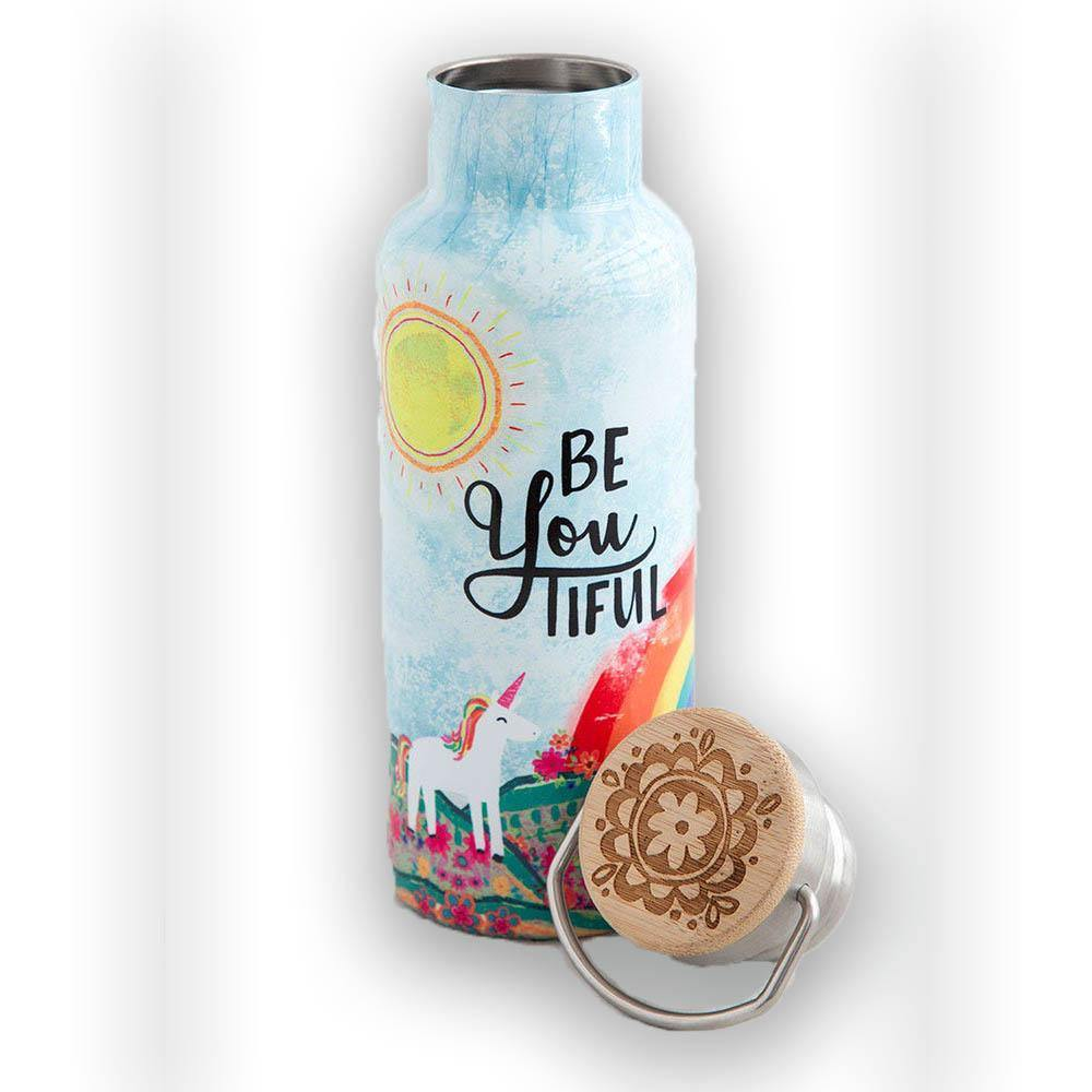 BeYoutiful Unicorn Travel Bottle - Kitty Hawk Kites Online Store