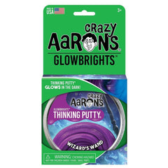 Crazy Aaron's Wizard Wand Glow Putty