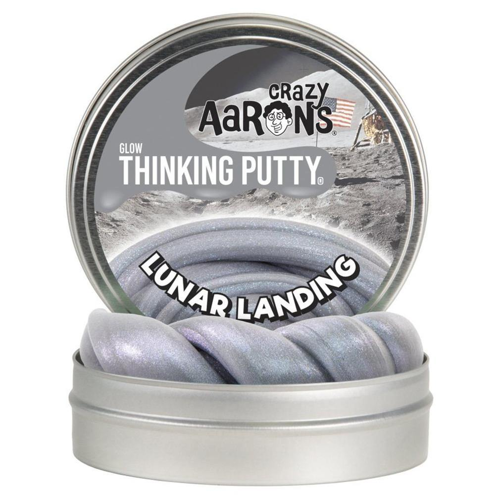 Lunar Landing - Glow in the Dark Thinking Putty - Kitty Hawk Kites Online Store