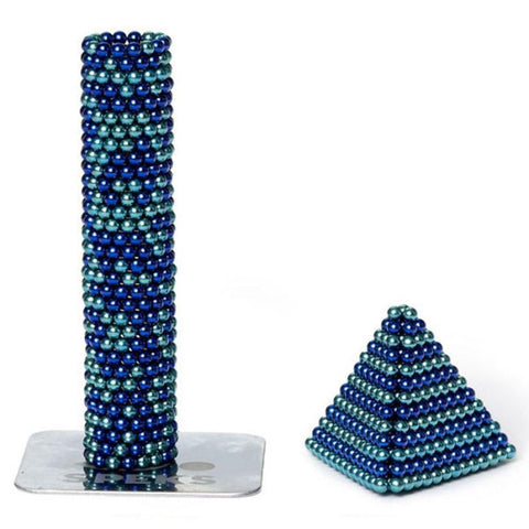 Speks Magnetic Balls: 512 Rare Earth Magnets, Blue - Kitty Hawk Kites Online Store