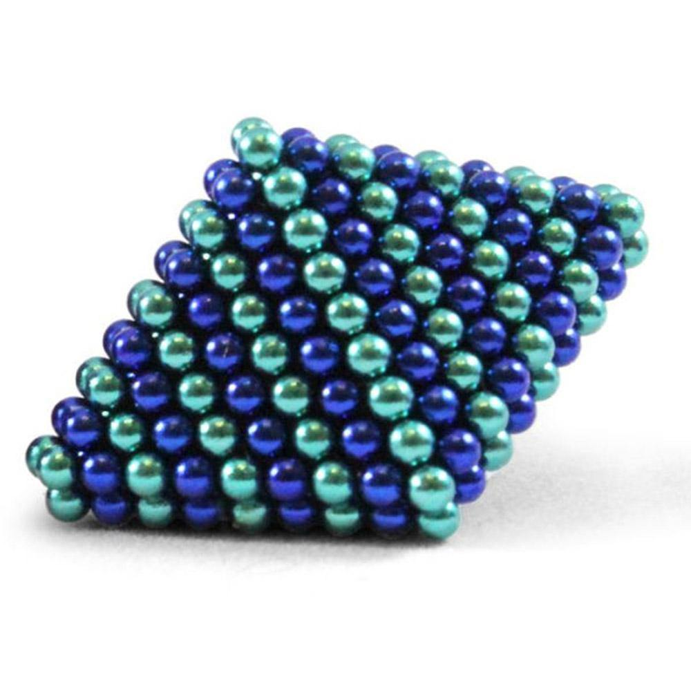 Speks Magnetic Balls: 512 Rare Earth Magnets, Blue