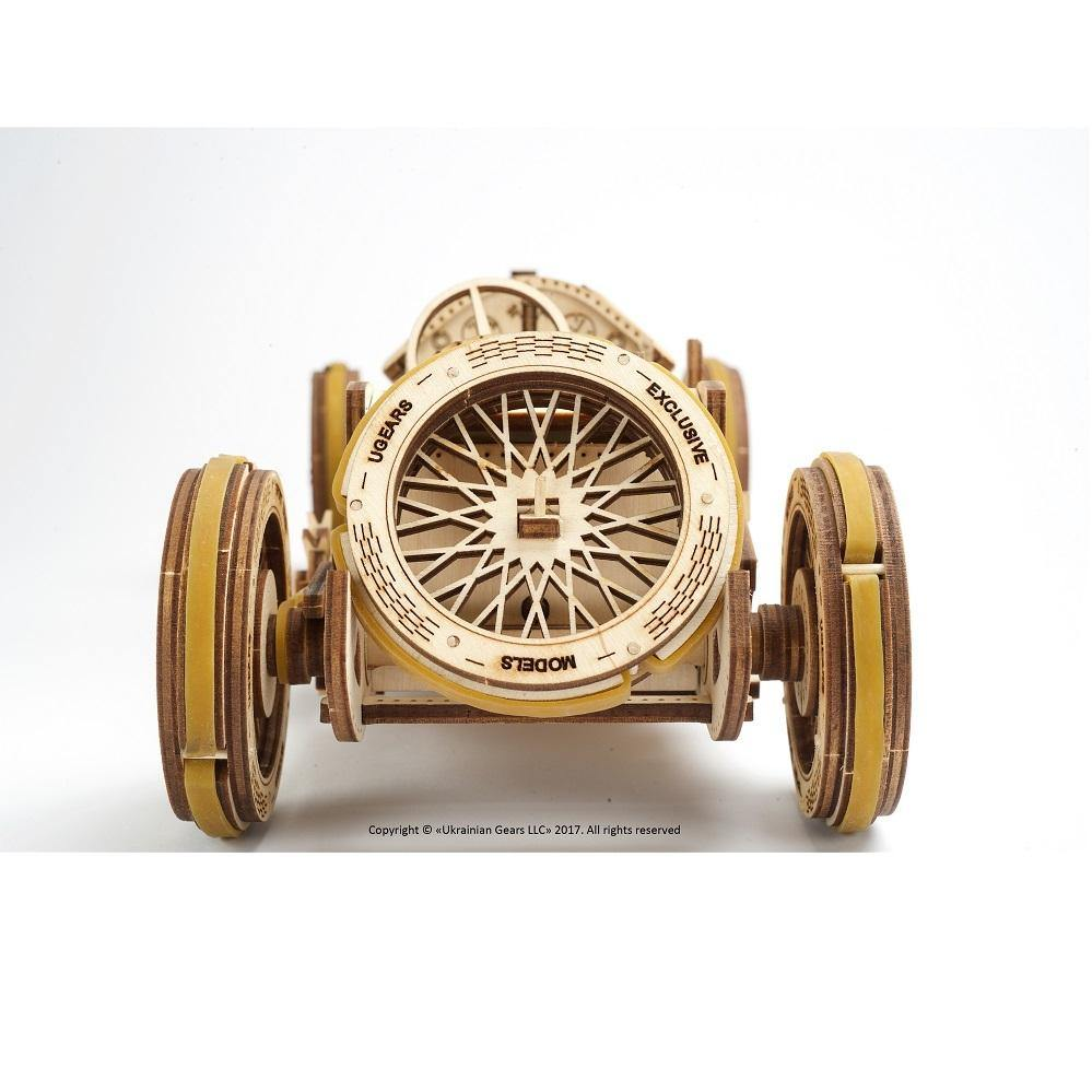 Ugears Grand Prix Car Mechanical Model