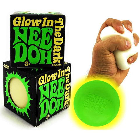 Glow in The Dark NeeDoh Stress Ball