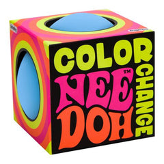 Color Changing Nee Doh Squeeze Ball
