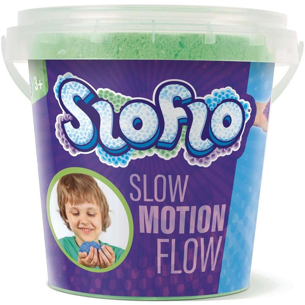 Sloflo Slow Motion Flow material bucket