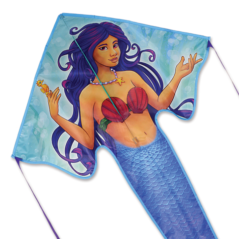 Mermaid Easy Flyer Kite