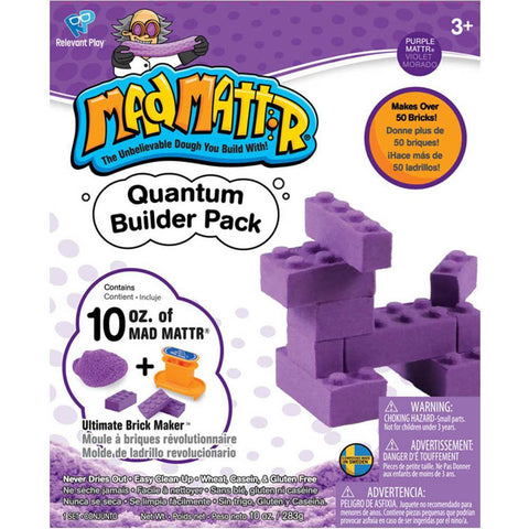 Mad Mattr Quantum Builder Pack (Purple, 10oz.)