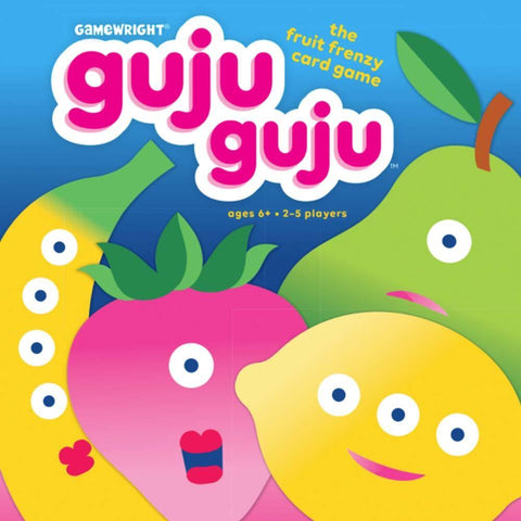 Guju Guju™ The Fruit Frenzy Card Game