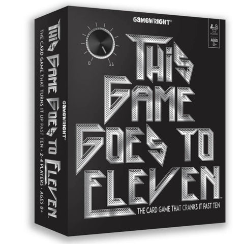 This Game Goes to Eleven - The Card Game That Cranks It Past Ten - Kitty Hawk Kites Online Store