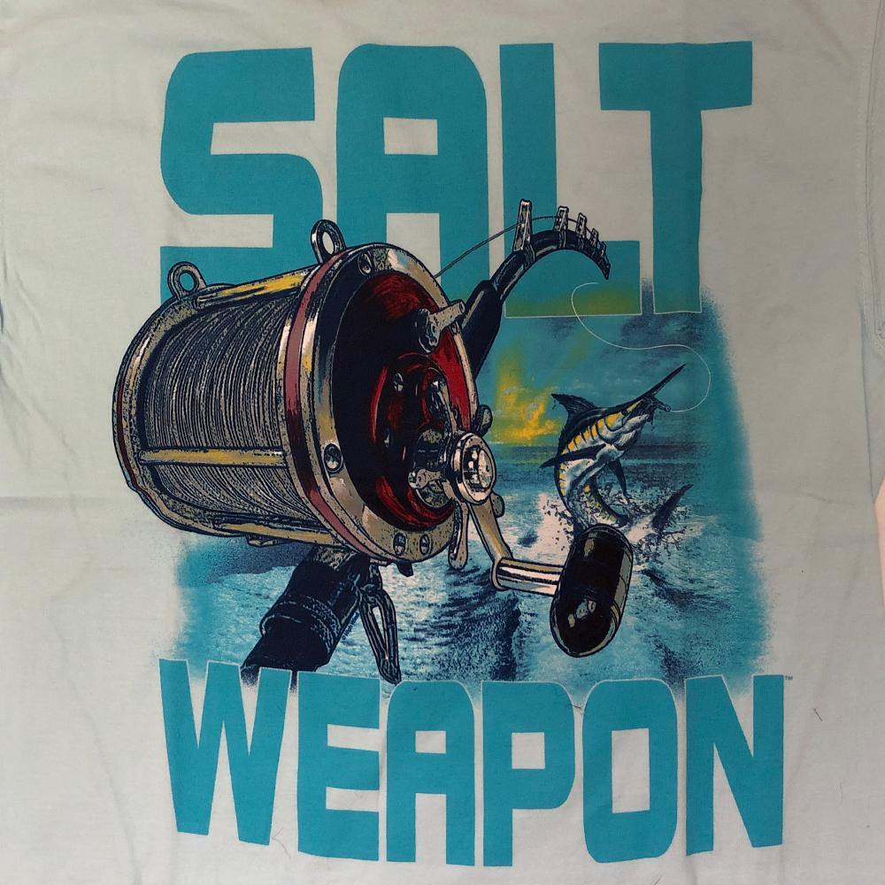 Outer Banks Salt Weapon Tee - Kitty Hawk Kites Online Store