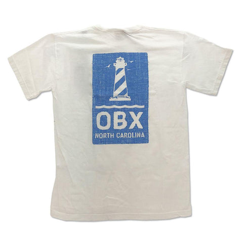OBX Lighthouse Short Sleeve T-Shirt