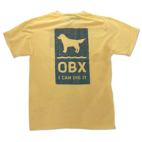 OBX I Can Dig It Dog Short Sleeve T-Shirt