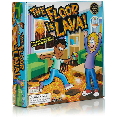 The Floor is Lava! - Kitty Hawk Kites Online Store