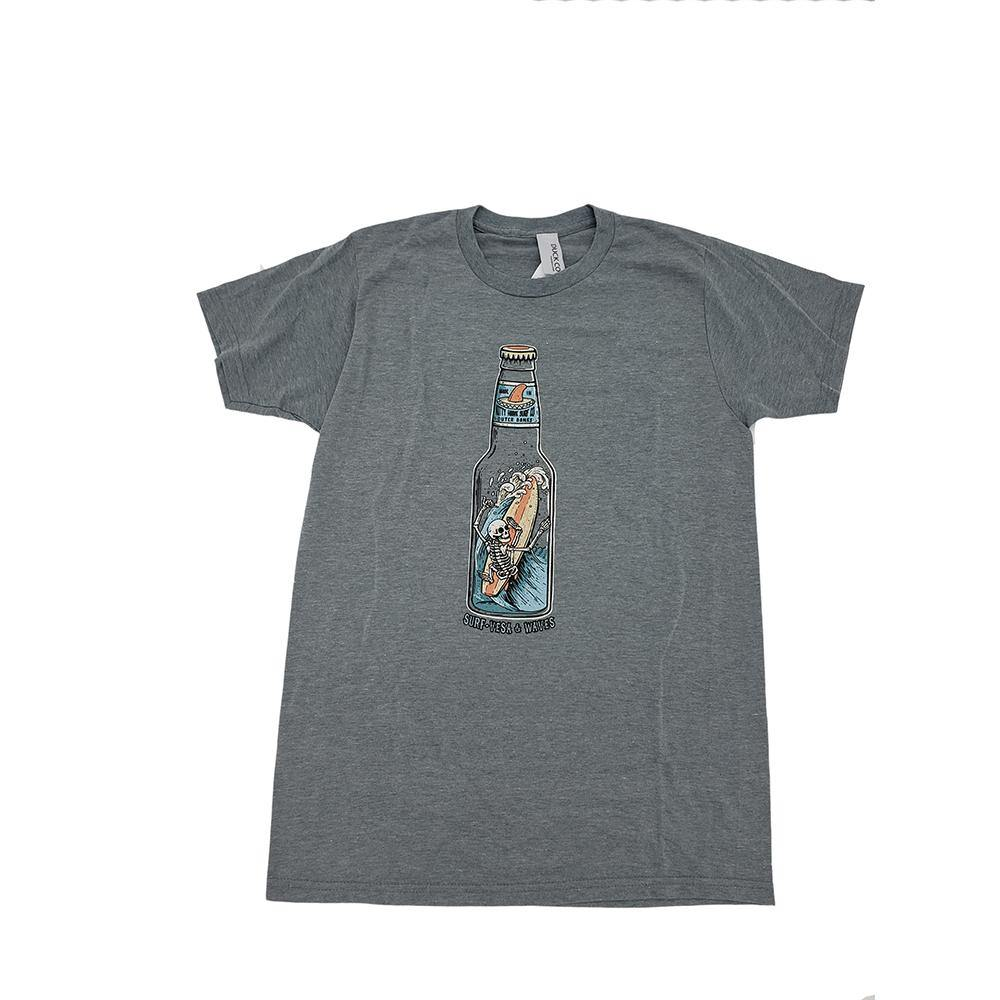 KHSC Outer Banks Surf Skeleton Tee