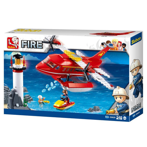 Firefighting Water Plane 348 Piece Playset - Kitty Hawk Kites Online Store