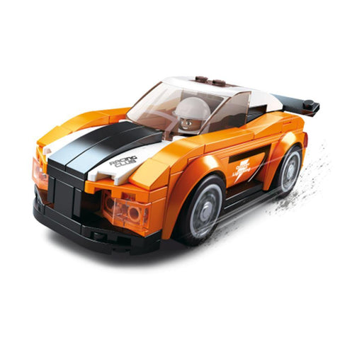Car Club - Bobcat 140 Piece Playset