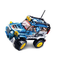 Car Club - Offroad 146 Piece Playset