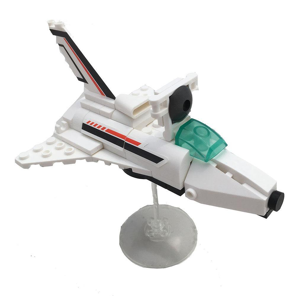 Space Shuttle 62 piece Playset