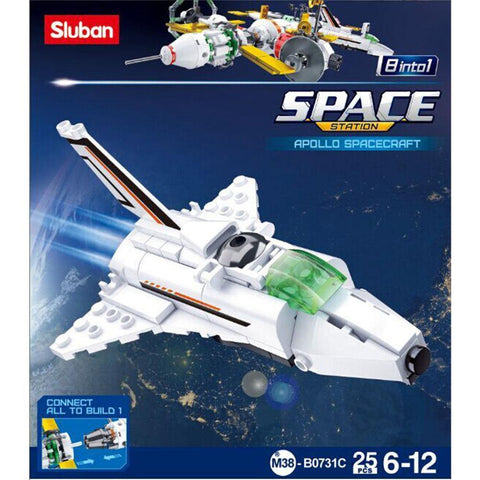 Space Shuttle 62 piece Playset - Kitty Hawk Kites Online Store