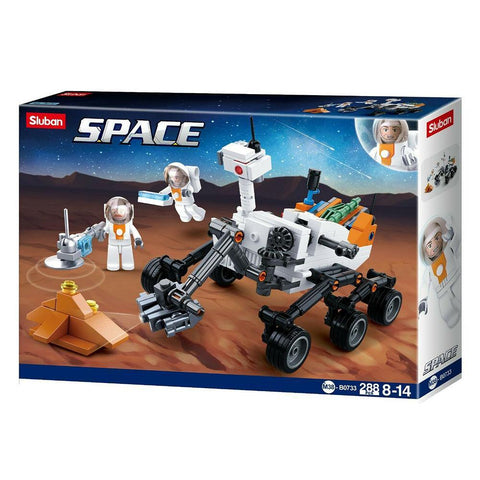 Space Curiosity Rover 288 Piece Playset - Kitty Hawk Kites Online Store