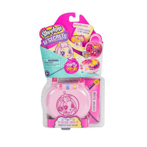Shopkins Lil' Secrets Mini Playset