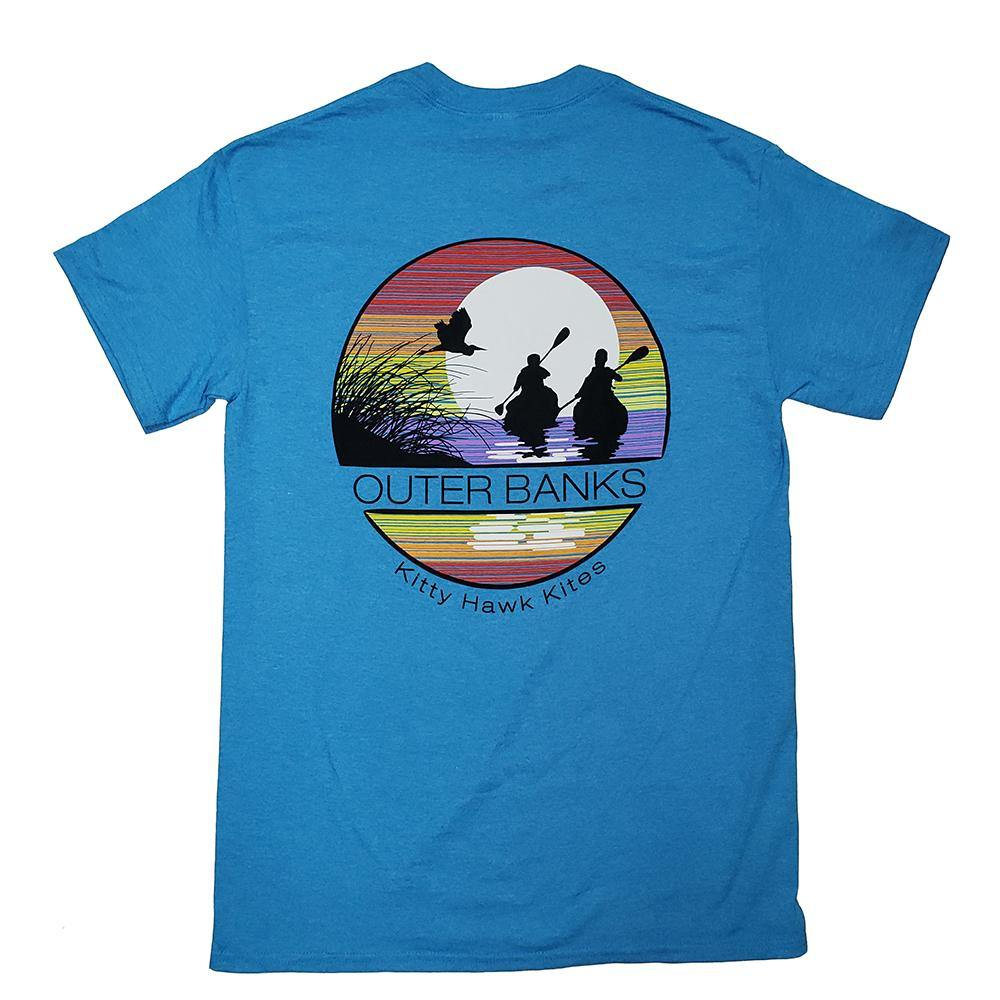 OBX Circle Kayakers Tee