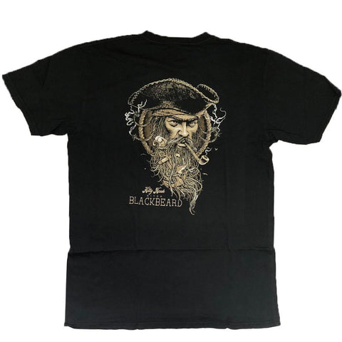 Custom OBX Blackbeard Tee