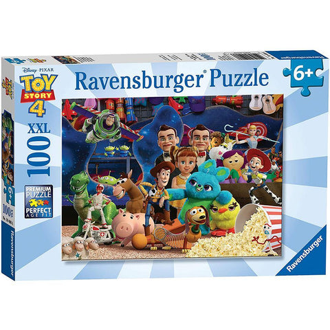 Toy Story 4 XXL Puzzle - 100 Pieces - Kitty Hawk Kites Online Store