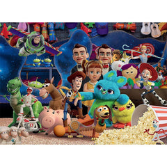Toy Story 4 XXL Puzzle - 100 Pieces