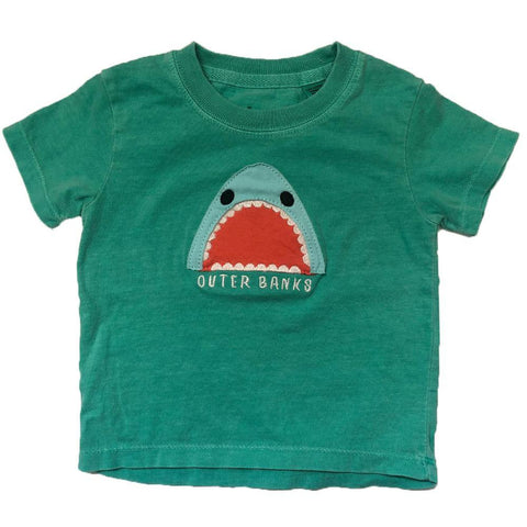 OBX Infant Cuddly Shark Tee