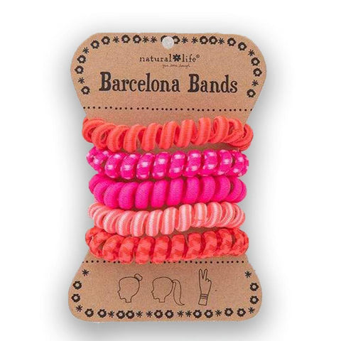 Pink Paracord Barcelona Band - HBDN407
