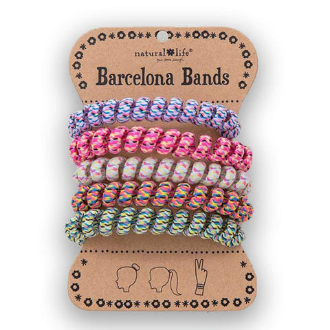 Multi Paracord Barcelona Band - HBDN408 - Kitty Hawk Kites Online Store