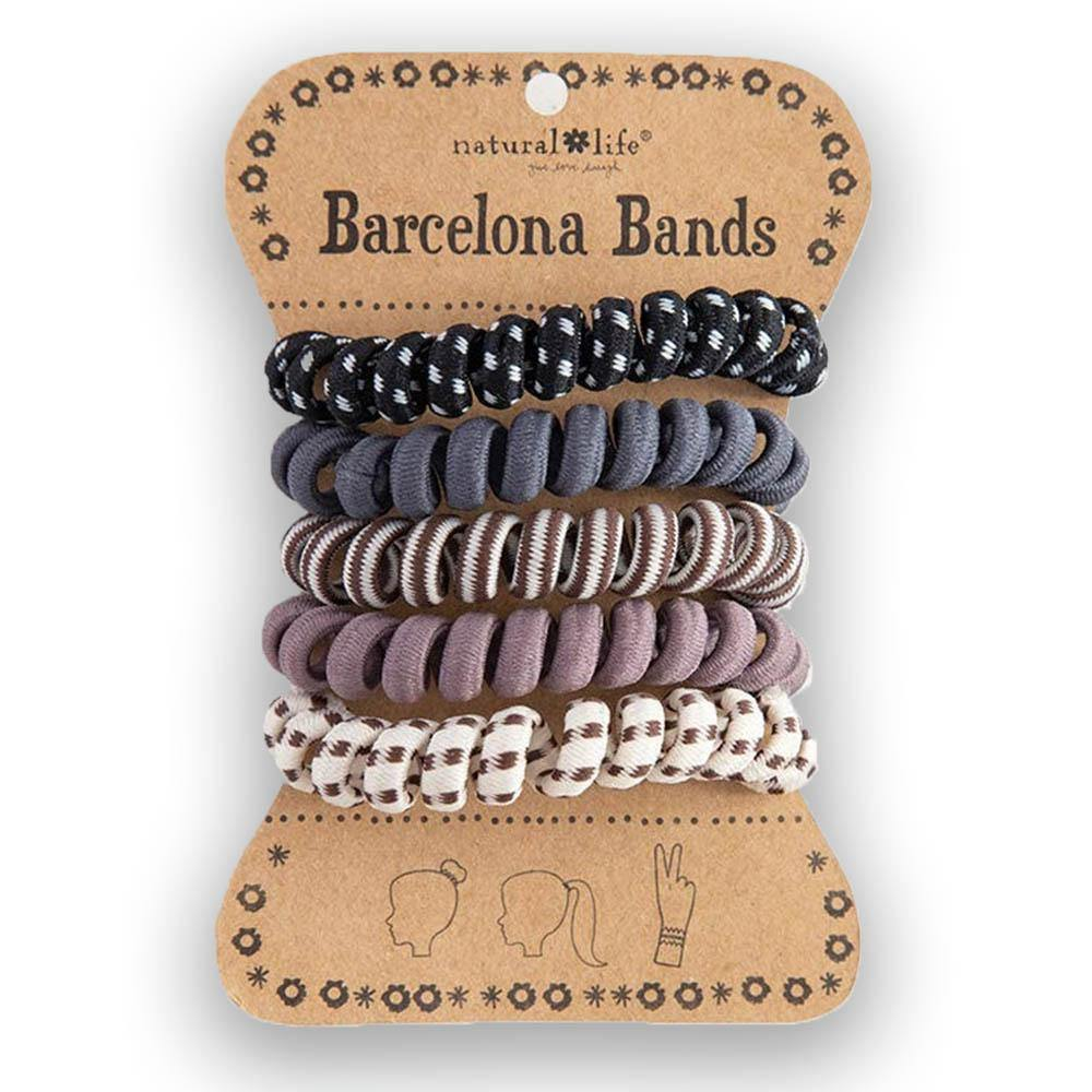 Paracord Gray Barcelona Bands - HBDN410 - Kitty Hawk Kites Online Store