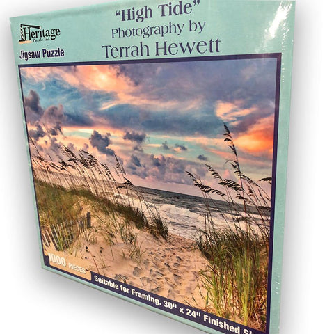 High Tide Puzzle