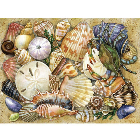 Tidal Treasures 550 Piece Puzzle - Kitty Hawk Kites Online Store