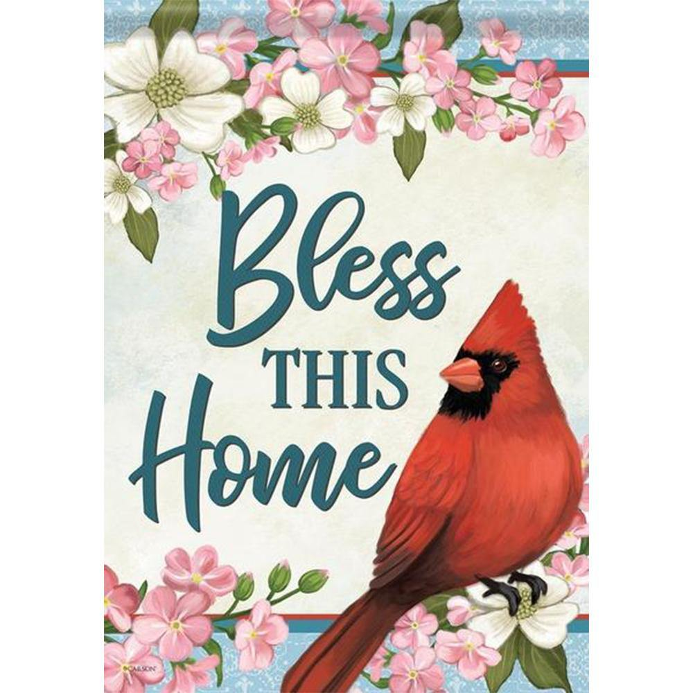 Bless this Home Garden Flag - Kitty Hawk Kites Online Store