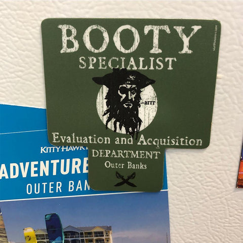 Booty Specialist Magnet