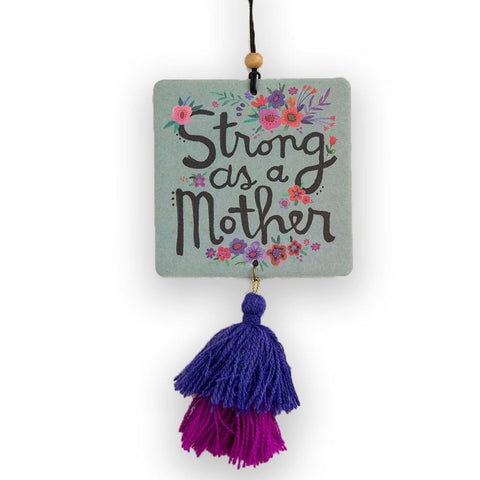 Strong As A Mother Air Freshener - Kitty Hawk Kites Online Store