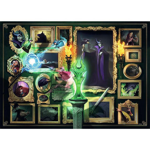 Disney Maleficent Puzzle
