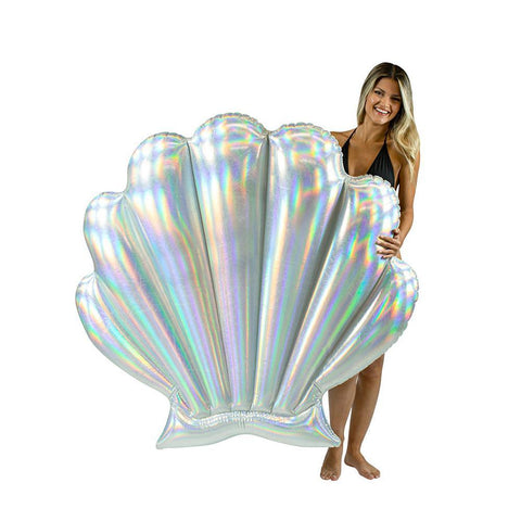 Holographic Oyster Float