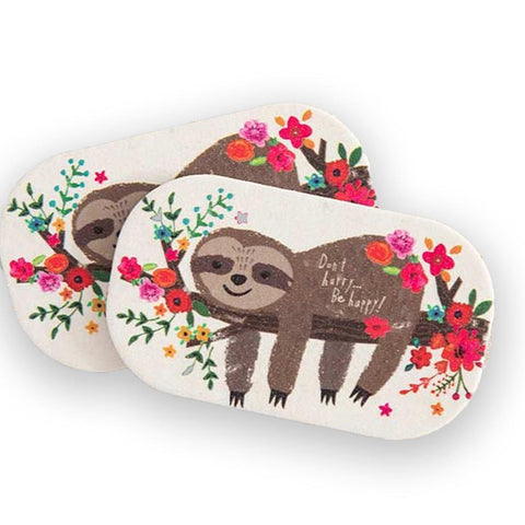 Sloth Emery Board 3pk - Kitty Hawk Kites Online Store