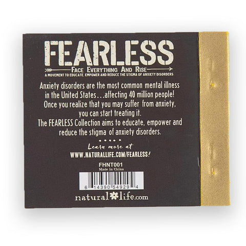 Fearless Tiny Happy Notes Book - Kitty Hawk Kites Online Store