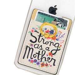 Strong As A Mother Phone Pocket Ring - Kitty Hawk Kites Online Store