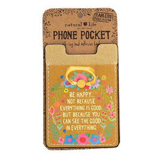 See The Good Phone Pocket Ring