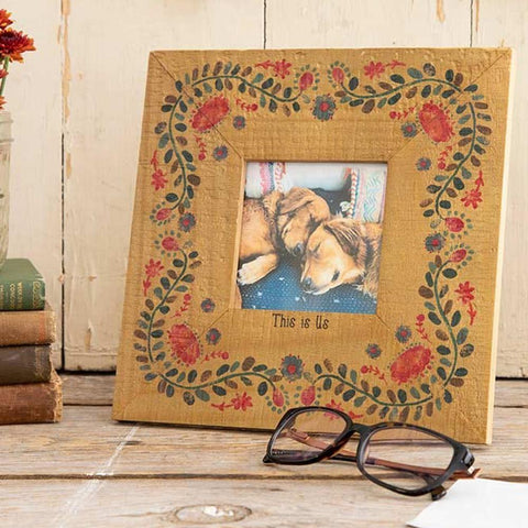 This Is Us Wood Frame - Kitty Hawk Kites Online Store