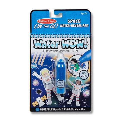 Water Wow! Space - On the Go Travel Activity