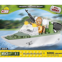 COBI Toys Small Army Shark Patrol